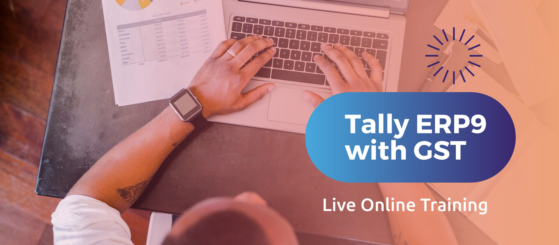 Tally9 with GST